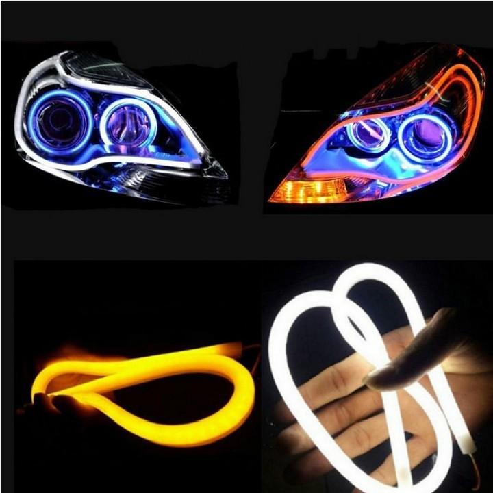 Flexible Soft LED Strip Light Car Styling LED Running Turn Signal Light