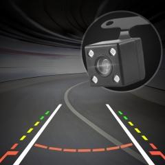 Car Reversing camera LED HD night vision camera 170 degrees night vision