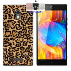 Camon C9 Mobile phone case 2019 Mobile Week New Creative Painting TPU Soft shell Leopard Print Camon C9