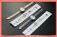 Bracelet Diamond 2019 Tiktok Hot Bracelet Set silver one size