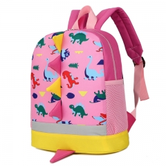 backpack for children Cute school bags Cartoon School knapsack Baby bags children's backpack pink 25cm×30cm×10cm