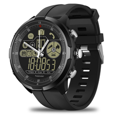 Watch smart watch waterproof, 1.24 inch panorama Other