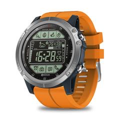 Smart watch bracelet 50 meters waterproof long standby fitness smart watch black
