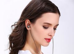 QKZ KD3 In-ear HIFI Headset Mobile Music Line Control Karaoke Headset