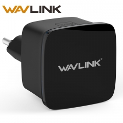 Wavlink N300 Compact Size Mini Wifi Repeater 300Mbps Long Range Extender Wireless N Router