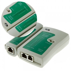 Professional Cable lan tester Network Cable Tester LAN Cable Tester Networking Tool network Repair as shown