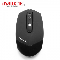 Optical Wireless Mouse Mice 4 Buttons USB Mice Raton Inalambrico Mini Computer Mouse Gaming Mice black one size