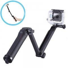 Monopod Extension Arm Tripod for Gopro Hero 6 5 4 Session  Waterproof Selfie stick