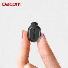 Dacom K007 Mini In Ear Bluetooth Earphone Wireless Headset Lightest Headphone Earbuds black