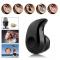 Mini Wireless in ear Earpiece Bluetooth Earphone Cordless Hands free Headphone Blutooth as shown