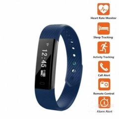 fashion Smart watch a1g08 sim / TF bluetooth exercise pedometer Android watches blue