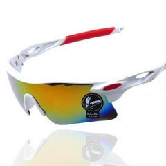 Men Sunglasses UV400 Outdoor Sports Eyewear High Women Driving Sun Glasses Mountain Glasses Gafas Random one size