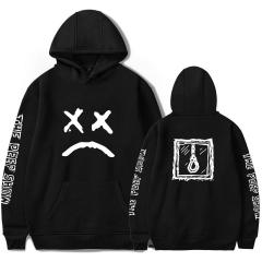 Hoodies Love men Sweatshirts Hooded Pullover sweatershirts male/Women sudaderas cry baby hood hoddie black m