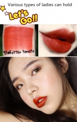 8 colors matte lipstick waterproof makeup lip gloss Lasting moisturizing does not fade ins  hot 901#