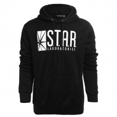 New STAR men's hooded suit jacket for autumn and winter black black xxl