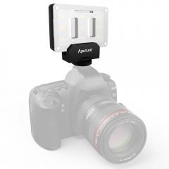 Aputure AL-M9 Pocket LED Video Light for Canon Nikon,Rechargeable Fill Light CRI/TLCI 95 for wedding