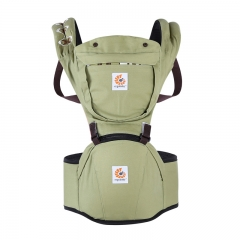 1 Baby Carrier Hipseat Sling For All Seasons green 36cm*36cm*47cm