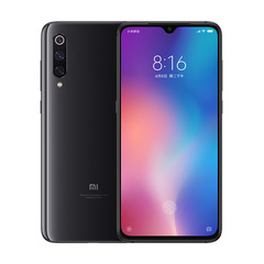 Global Version Xiaomi Mi 9 mi9 Triple Camera AMOLED Mobile Phone  Fingerprint Wireless Charging NFC black