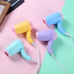 Portable Foldable Mini hair dryer household,traviing item 1 General