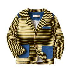 2019 New design Boy Stripe pocket Suit two colors 1 110 cm