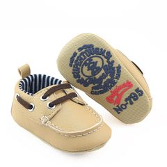 0 - 12 Month Baby Soft bottom learning walking fashion shoe 1 11 cm (0-6 month)