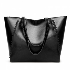 2018 New Fashion Women Handbags Retro Europe America Shoulder Bags PU Lady's handbag Wine Red black One Size