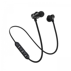Wireless Headphone Bluetooth Earphone Sport Headset Fone de ouvido For iPhone Samsung Xiaomi black