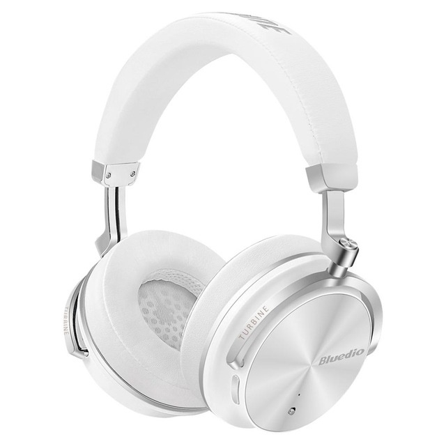 T4s Active Noise Cancelling Wireless Bluetooth Headphones Wireless Headset Microphone For Phones White 535334 Kilimall Uganda