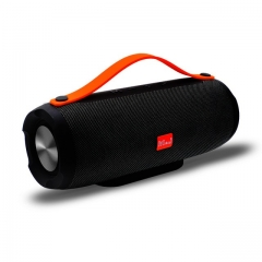 Portable wireless Bluetooth Speaker Stereo big power 10W system TF FM Radio Music Subwoofer Speakers black unspecified unspecified