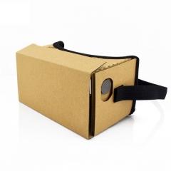 Virtual Reality Glasses Google Cardboard Glasses 3D Glasses VR Box Movies for SmartPhones VR Headset