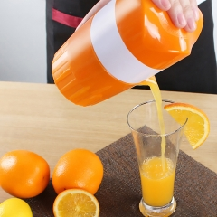 Juicer for Orange Lemon Fruit Squeezer Original Juice Child Healthy Potable Juicer Machine orange orange a