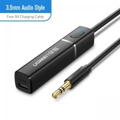 Bluetooth Transmitter TV Headphones Bluetooth Adapter Optical Audio Music Bluetooth Transmitter black