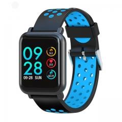 COLMI S9 2.5D Screen Gorilla Glass Blood oxygen Blood pressure BRIM IP68 Waterproof Activity Tracker blue