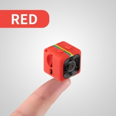 SQ11 Mini Camera 1080P Video Recorder Digital Cam Micro Full HD IR Night Vision DV DVR Camcorder red SQ11