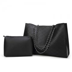 Women bags handbags leather fashion salinger ms messenger bag shoulder bag Handbags Women black one size