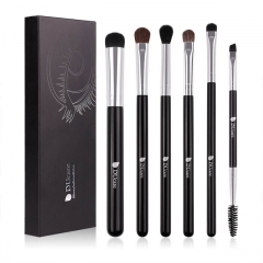 6 Makeup Brush Set Double Head Makeup Brush Double Eye Shadow Brush Beauty Tools 1
