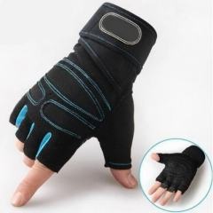 Gym Gloves Heavyweight Sports Exercise Weight Lifting Gloves Building Training Sport Fitness Gloves