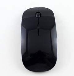 2.4G Wireless Mouse USB Optical Wireless Computer Mouse 2.4G Receiver Super Slim Mouse black one size
