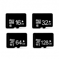 Factory Direct Memory Card Micro sd 128GB 64GB 32GB 16GB 8 1 2 4 GB TF SDXC SDHC Micro sd Card Black A0030 32gb sd / tf card
