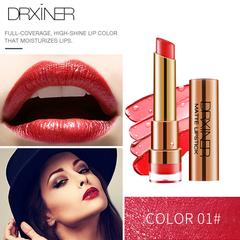 Drxiner Matte Lipstick Long Lasting Nude Lipsticks set 20 Popular Colors Waterproof Lip Stick Sexy 01#