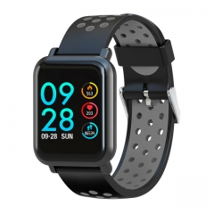 COLMI S9 2.5D Screen Gorilla Glass Blood oxygen Blood pressure BRIM IP68 Waterproof Activity Tracker black