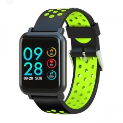 COLMI S9 2.5D Screen Gorilla Glass Blood oxygen Blood pressure BRIM IP68 Waterproof Activity Tracker green