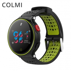 ColMi Smartwatch Heart Rate Tracker IP68 Waterproof Ultra-long Standby For IOS Android Phone green