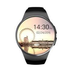 Kaimorui Smart Watch Passometer Monitor Heart Rate Support  for IOS Android Bluetooth Smart Watches black