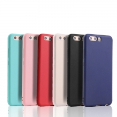 Huawei Sugar Fruit Colored Silica Gel Grinding Protective Shell Fully Grinded TPU Soft Shell Other Size Consulting Services Black