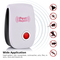 Pest Control Ultrasonic Pest Repeller Mosquito Killer Electronic Anti Rodent Insect Repellent