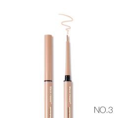 2019 new matte long lasting non-staining non-marking waterproof eyeliner pencil makeup pen 3#