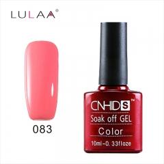 CNHIDS Nail Polish 132 Colors Environmentally Friendly Nail Polish Bright 083