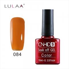 CNHIDS Nail Polish 132 Colors Environmentally Friendly Nail Polish Bright 084