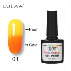 Warm nail polish gradually change nail polishes bobbi gum vog 01